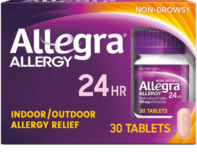 Can You Take Benadryl After Taking Allegra The Same Day?