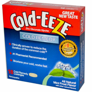 Does Zinc Work For The Common Cold?