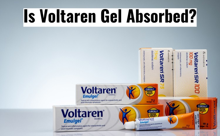 Voltaren Gel Tubes With Text - Is Voltaren Absorbed