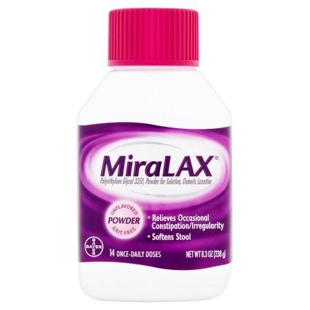 New Miralax