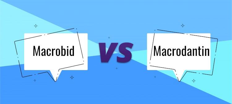 Macrobid Vs. Macrodantin Title Image