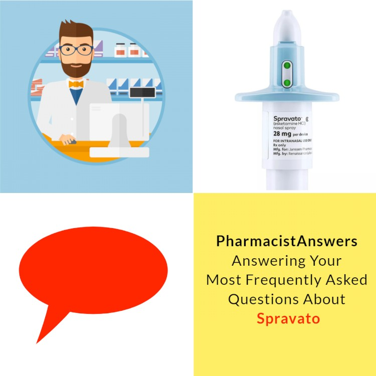 Pharmacist Answers Questions About Spravato