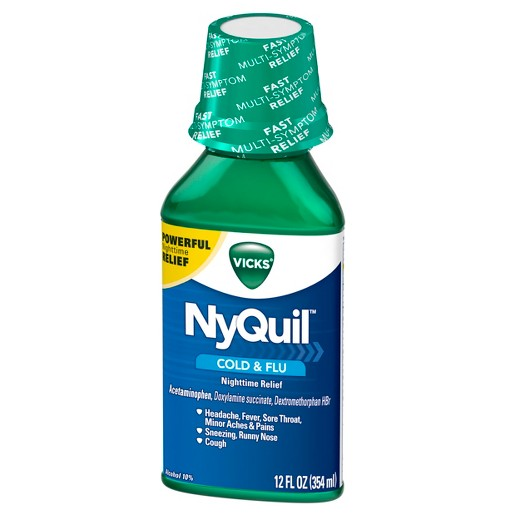 What Is In NyQuil Cold & Flu?