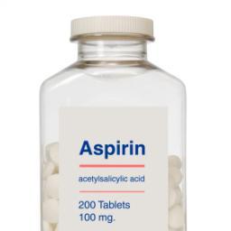 Taking Benadryl With Aspirin