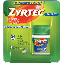 How Often Can You Take Zyrtec (Cetirizine)?