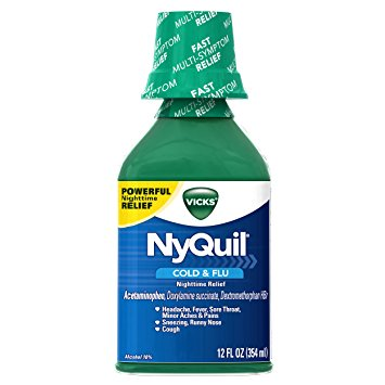 Does NyQuil Have Carbs?