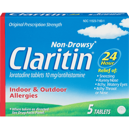 What Cold Medications Can You Take With Claritin?