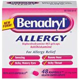 How Long Does One Dose Of Benadryl Last In The Blood