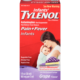 Infant And Children's Tylenol Dosing Problem