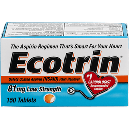 Taking Benadryl With Ecotrin