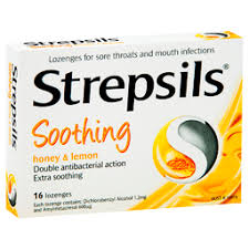 Alcohol Interactions With Strepsils Cough Drops