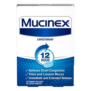 Does Mucinex Help Nasal Congestion?