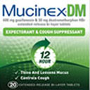 Does Mucinex DM Work For Sinus Congestion?