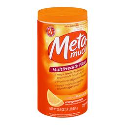 Metamucil Drug Interactions