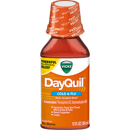 Taking Benadryl With Dayquil