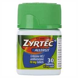 Does Zyrtec (Cetirizine) Affect Birth Control?