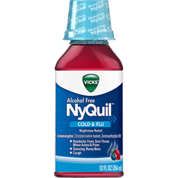 Taking NyQuil With Amoxicillin
