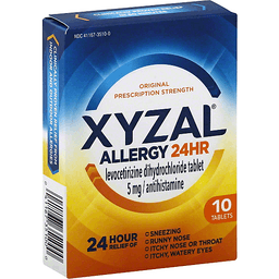 Taking Benadryl With Xyzal