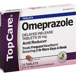 Can You Increase The Dose Of Omeprazole For Ulcers?