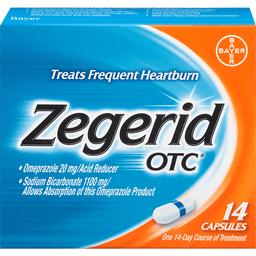Interaction Between Zegerid And Gabapentin