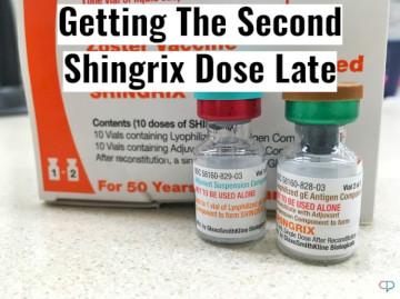 Is It Okay To Get Your Second Shingrix Shot Late?