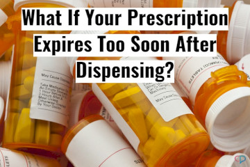 My Prescription Expires Too Soon
