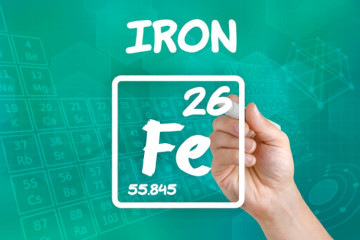 Elemental Iron In Ferrochel (Ferrous Bisglycinate)