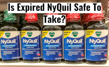 Can You Take Expired Nyquil?