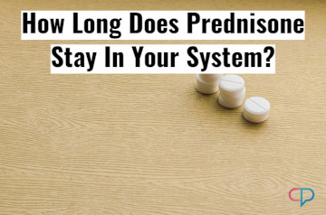 How Long Does Prednisone Stay In Your System?