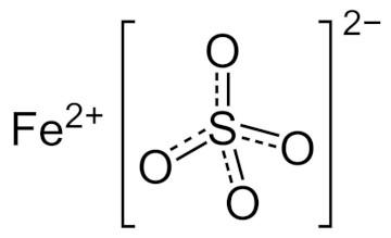 Converting Ferrous Sulfate To Ferrous Gluconate