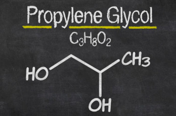 Taking Flagyl (Metronidazole) With Propylene Glycol From E-Cigarettes