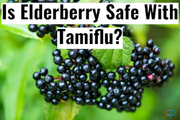 Taking Sambucol Elderberry With Tamiflu