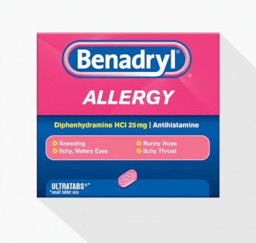 Can Benadryl Ultratabs Be Cut In Half?