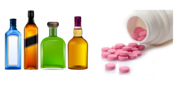 Can You Take Benadryl (Diphenhydramine) And Alcohol Together?