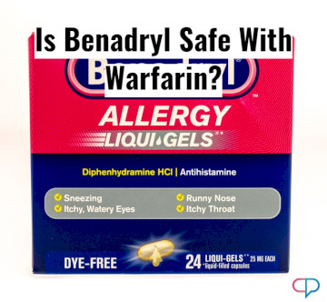 Warfarin With Benadryl Interaction