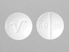 Oxycodone Imprinted With V 4810