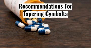 How To Taper Cymbalta (Duloxetine)