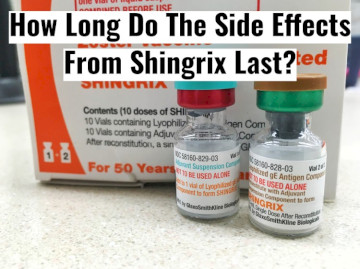 Duration Of Side Effects After Shingrix Administration
