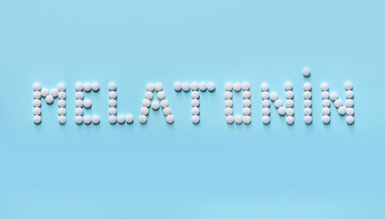 White Pills Spelling Melatonin