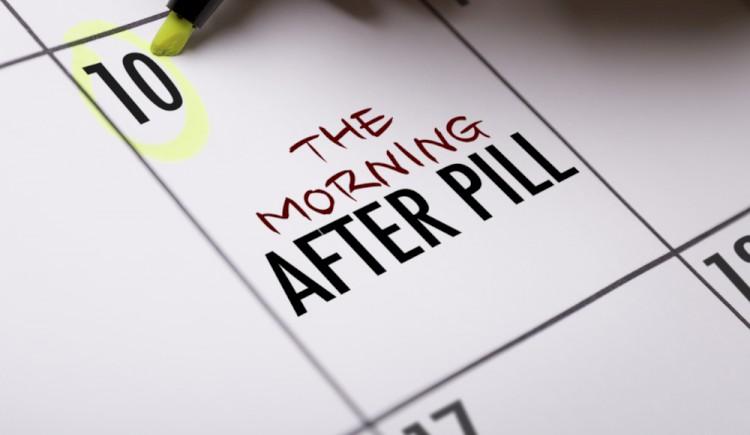 Morning After Pill On Calendar