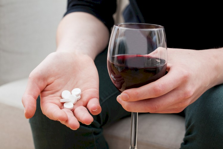 Holding Warfarin With Wine