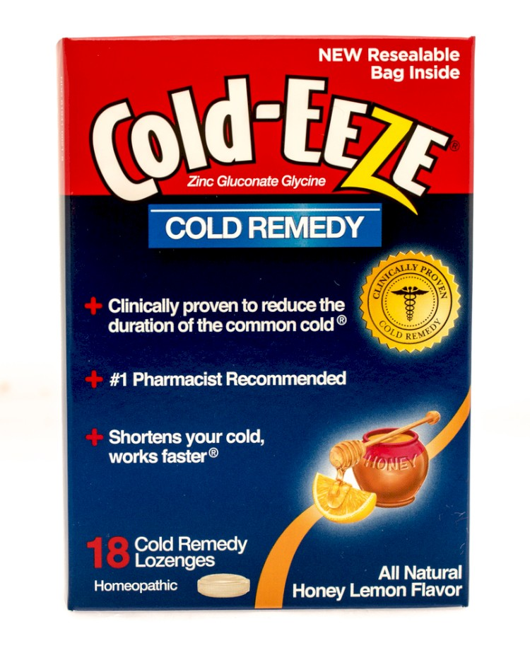 Cold-Eeze Box