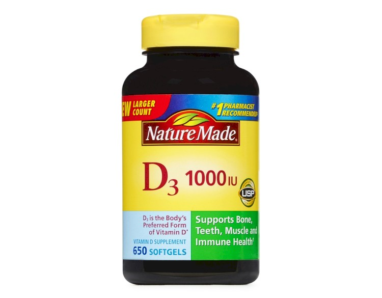 vitamin d3 iu 1000 nature softgels units mcg micrograms international converting ct making standardize forms different tokopedia boxed