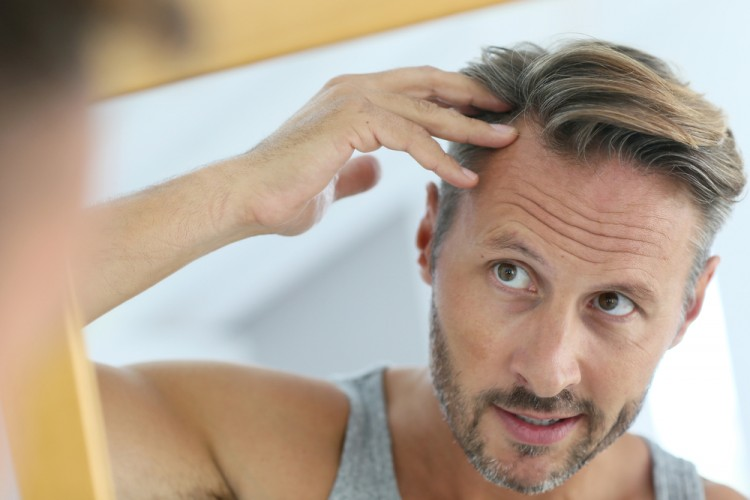 Concerned Hair Thinning